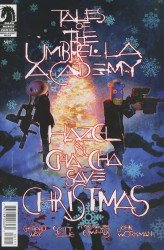 Dark Horse Comics's Hazel & Cha Cha Save Christmas: Tales from the Umbrella Academy Issue # 1lcsd