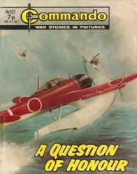 D.C. Thomson & Co.'s Commando: War Stories in Pictures Issue # 922