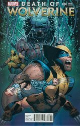 Marvel's Death of Wolverine Issue # 4g