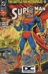 DC Comics's Superman Issue # 90b