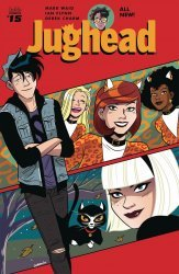 Archie Comics Group's Jughead Issue # 15