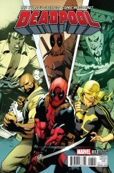 Marvel's Deadpool Issue # 13d