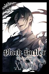 Yen Press's Black Butler Soft Cover # 28