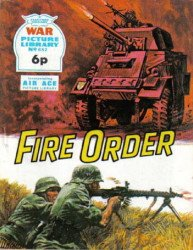 Fleetway (AP/IPC)'s War Picture Library Issue # 652