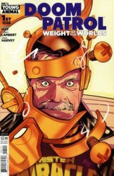 DC Comics's Doom Patrol: Weight of the Worlds Issue # 1b
