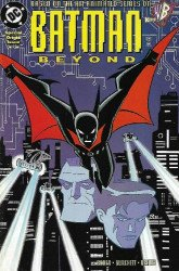 DC Comics's Batman Beyond Issue # 1-2nd print