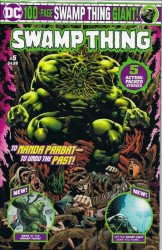 DC Comics's Swamp Thing Giant Giant Size # 5me