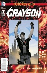 DC Comics's Grayson: Futures End Issue # 1