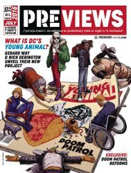 Diamond Comics Distribution's Previews Issue # 334