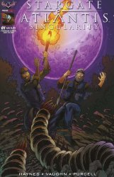 American Mythology's Stargate Atlantis: Singularity Issue # 1c