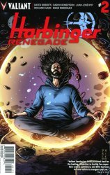 Valiant Entertainment's Harbinger: Renegade Issue # 2 - 2nd print