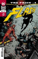 DC Comics's The Flash Issue # 64