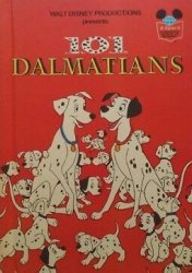 Random House's 101 Dalmatians Hard Cover # 1