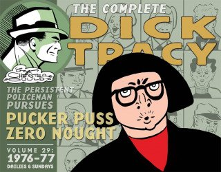 IDW Publishing's Complete Chester Gould's Dick Tracy Hard Cover # 29