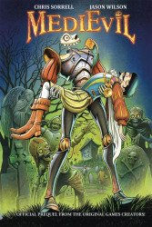 Titan Comics's Medievil Hard Cover # 1