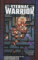 Valiant Entertainment's Wrath of The Eternal Warrior Issue # 7b