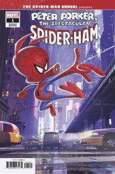 Marvel Comics's Spider-Man Featuring Spider-Ham  Annual # 1b