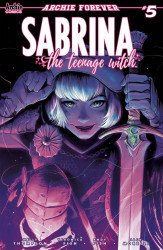 Archie Comics Group's Sabrina, the Teenage Witch Issue # 5
