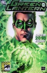 DC Comics's Green Lantern: San Diego Comic Convention Special Issue # 1