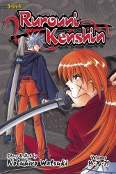 Viz Media's Rurouni Kenshin: 3-In-1 Edition TPB # 19-21