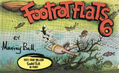 Orin Books's FooTrot Flats Soft Cover # 6