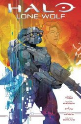 Dark Horse Comics's Halo: Lone Wolf Hard Cover # 1