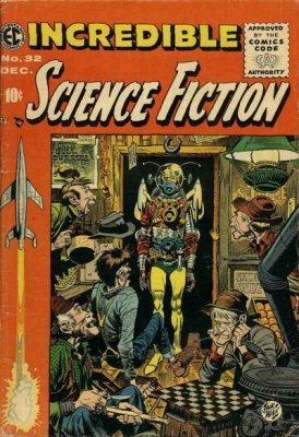 Weird Science Vol. 2 EC Archives, First Printing 2007