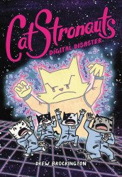 Little Brown & Company's CatStronauts Hard Cover # 6