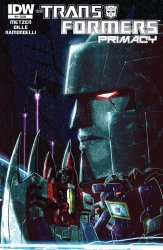 IDW Publishing's Transformers: Primacy Issue # 4