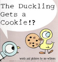 Hyperion Books's Duckling Gets a Cookie!? Hard Cover # 1