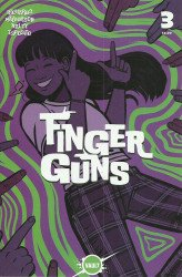Vault Comics's Finger Guns Issue # 3