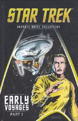 Eaglemoss Publications Ltd.'s Star Trek: Graphic Novel Collection Hard Cover # 9