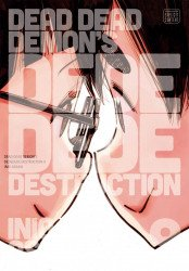 Viz Media's Dead Dead Demon's Dededede Destruction Soft Cover # 9