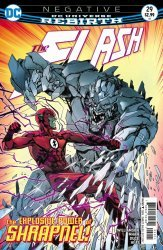 DC Comics's The Flash Issue # 29