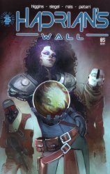 Image Comics's Hadrians Wall Issue # 5