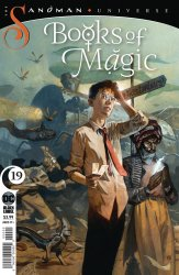 DC Black Label's Books of Magic Issue # 19