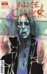 Dynamite Entertainment's Alice Cooper Issue # 2