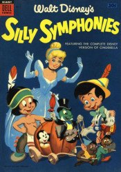 Dell Publishing Co.'s Silly Symphonies Issue # 5b