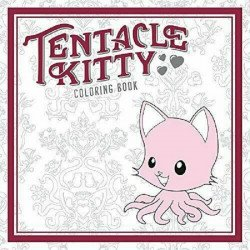 Dark Horse Comics's Tentacle Kitty: Coloring Book Soft Cover # 1