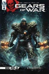 IDW Publishing's Gears of War: Hivebusters Issue # 4