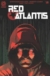 AfterShock Comics's Red Atlantis Issue # 2b