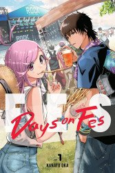 Yen Press's Days on FES Soft Cover # 1