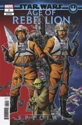 Marvel Comics's Star Wars: Age Of Rebellion - Special  Special # 1b