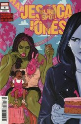 Marvel Comics's Jessica Jones: Blind Spot Issue # 6b