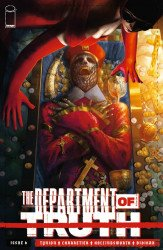 Image Comics's Department of Truth Issue # 6ssco-a