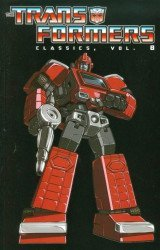 IDW Publishing's Transformers Classics TPB # 8