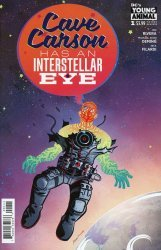 DC Comics's Cave Carson Has an Interstellar Eye Issue # 1