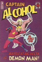 Arctic Comics's Captain Al Cohol Issue nn (2)
