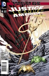 DC Comics's Justice League of America Issue # 8