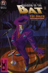 DC Comics's Batman: Shadow of the Bat Issue # 38b